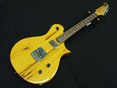 Argonaut Nautilus Custom (Used) - Keith Holland Guitars