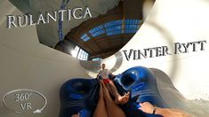 Rulantica 2019 Vinter Rytt (Tornado Wave) 360° VR POV Onride Vr, Waves, Beach Waves, Wave