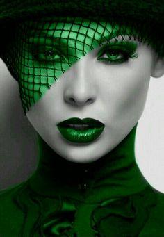 Green making a statement