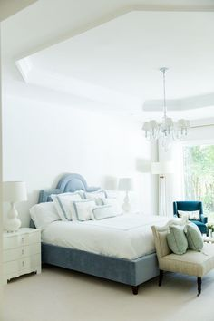 A lovely bedroom look | Photography: Simply Lively www.simplylively.us