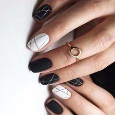 "145 Me gusta, 2 comentarios - LBDUK (@lbdukcom) en Instagram: ""Simple Style #nail #nailart #girls #women #fashion"""