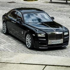Rolls Royce Ghost by Spofec