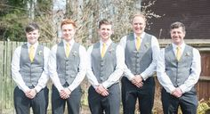 DIY and handcrafted wedding // Yellow wedding // SDS Photography