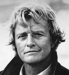 "Rutger Hauer ~ ""By not going to school I learned that the world is a beautiful place and needs to be discovered."""