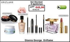 €145,70 €42,90  Είναι αδύνατον να αντισταθείτε στην ομορφιά και την αυτοπεποίηθηση ,που σας χαρίζουν τα θρυλικά προϊόντα μακιγιάζ  Giordani Gold!!Αποκτήστε τα και θα καταλάβετε το γιατί!!  Δωρεάν αποστολή στα καταστήματα ACS & ΕΛΤΑ της περιοχής σας-ΜΟΝΟ ΓΙΑ ΝΕΑ ΜΕΛΗ!!! Lipstick, Beauty, Lipsticks, Beauty Illustration