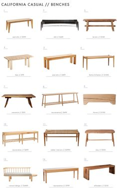 Emily-Henderson_Efforless_California_Casual_Furniture_Ingredients_Benches_1