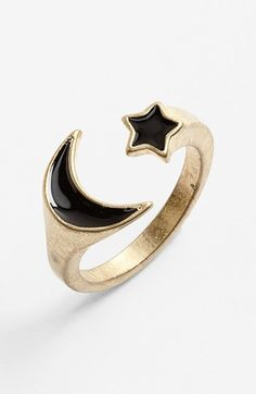 accessories on sale Moon And Star Ring, Stars And Moon, Star Necklace, Heart Pendant Necklace, Soft Grunge, Toe Rings, Fashion Necklace, Fashion Jewelry, Fashion Rings