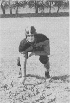 Franklin Ezell 1948 Varsity Football Team, Leesburg High School, Leesburg, Florida