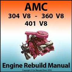 10 Best AMC Engines images in 2014 | Used engines