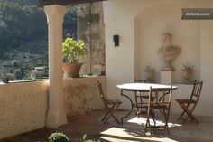 Charming home in old monastery in Valldemossa Majorca, Renting A House, Perfect Place, Small Spaces, Condo, Vacation, Places, Room, Bedroom