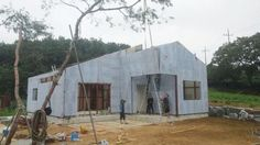 [BY 월간 전원속의 내집] 건축 시장에서 공업화 공법의 바람이 거세다. 인건비 상승으로 인한 공사기간 ...