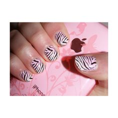 Tons of Nail Styles