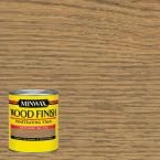 Minwax 1 qt. Wood Finish Weathered Oak Oil-Based Interior Stain-700474444 - The Home Depot