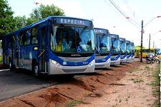 Transporte coletivo tem 12 novos ônibus com acessibilidade #pmbv #prefeituraboavista #boavista #roraima #obras