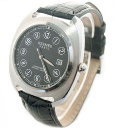 gorgeous casual hermes watch...