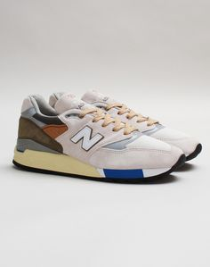 New Balance x Concepts M998TN2