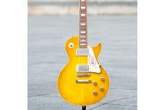 Gibson 2012 Les Paul 1958 VOS - Lemon Burst