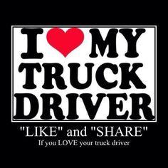 I <3 my truck driver! www.onpointtruckeragency.com