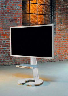 TV Stand / Mount Less Is More: This Engagingly Minimalist TV Holder As A  Free