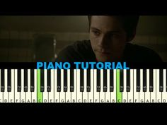 NEW! HOW TO PLAY: Where's My Love - SYML | Piano Synthesia | Teen Wolf 5...