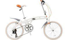 "Doppelganger Dg213 Bellissima 20"" Folding Bike Foldable Bicycle 7 Speed Shimano"