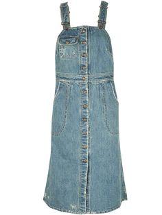Sea New York Denim Button Up Dress, $395; shoplesnouvelles.com   - ELLE.com