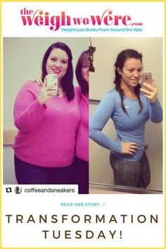 Read Transformation Tuesday success stories! Before and after fitness transformation motivation from women who hit their weight loss goals and got THAT BODY with training and meal prep. Learn their workout tips get inspiration! | TheWeighWeWere.com