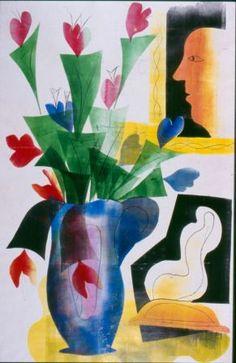 Hendrik Werkman (1882-1945) was een Nederlands expressionistisch kunstenaar.Tijdens de oorlog verzorgde hij, onder de naam De Blauwe Schuit verschillende uitgaven die in bedekte termen kritiek leverden op het nazi-bewind. Werkman werd met negen anderen gefusilleerd door drie dagen voor de bevrijding van Noord-Nederland. De redenen voor zijn arrestatie en executie zijn nooit helemaal duidelijk geworden.