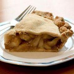 Apple Pie with Truvia(R) Natural Sweetener Allrecipes.com 8 WW points