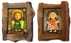 Светлые ангелы Павла Гаврилова - Ярмарка Мастеров - ручная работа, handmade