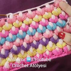 Moist Pumpkin Bread (One Bowl) - Orion - Her Crochet Crochet Towel, Love Crochet, Crochet Baby, Crochet Stitches Patterns, Crochet Designs, Stitch Patterns, Easy Crochet Blanket, Crochet For Beginners Blanket, Diy Crafts Crochet