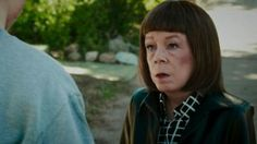 Younger Hetty in Rage.