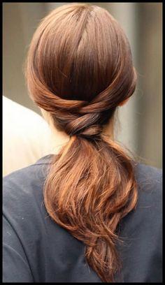 Awe Inspiring 1000 Images About Nursing Hair On Pinterest Military Hair Updo Hairstyles For Women Draintrainus