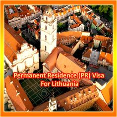 The permanent residence (PR) visa for Lithuania signifies a long term resident status in the republic of Lithuania. A period of 5 years on Temporary Residence Visa needs to be first served in order to become eligible for the Permanent Residence.