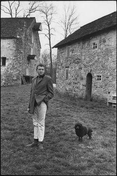 Wyeth in 1962. Photo by Henri Cartier-Bresson