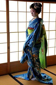 Maiko Miena for May by Hamanomasa