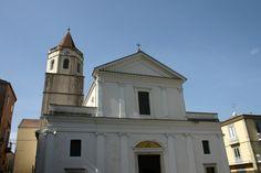Saint Nicholas' mother church at the upper quarter.