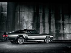 Ford Mustang GT500 Eleanor