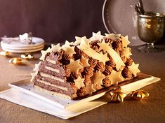 Finden auch Sie das passende Rezept für Ihre Weihnachtstorte und überraschen Sie   Ihre Lieben mit einem leckeren Meisterwerk.