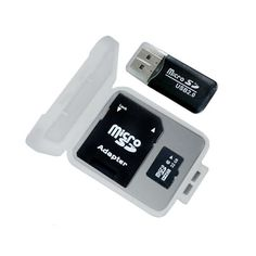 4-Piece Set: 32GB MicroSD Card & Accessories