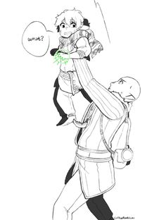 HOLY SHIT DRAGON AGE, coffeependulum: Kid-quisitor idk what if the...