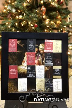 DIY Family Christmas Tradition Advent for a Christ-Centered Holiday