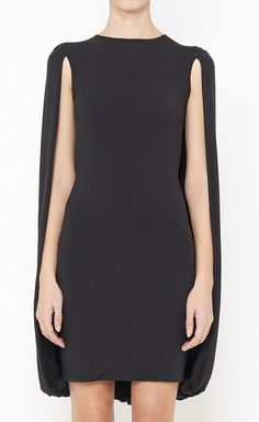 Alexander McQueen Black Dress |