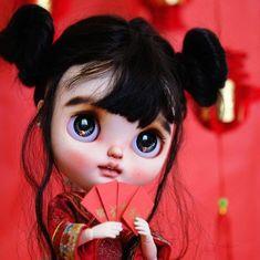 Cute Baby Dolls, Cute Babies, Oriental Dress, Selfies, Disney Animator Doll, Kawaii Doll, Barbie, Felt Dolls, Minnie