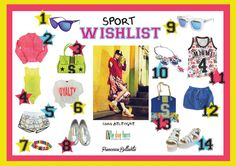 Wishlist Sport