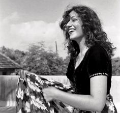 A joyful Madhubala | Famous Bollywood actress