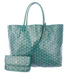 The Goyard Monogram St. Louis Pm Bag Tote is a top 10 member favorite on Tradesy. Goyard Tote Bag, Tote Bags, Goyard Handbags, Sling Bags, Designer Totes, Designer Bags, Everyday Bag, Clutch, Slouchy Beanie