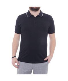 cheap ralph lauren Versace Men\u0027s V-Neck Short Sleeve Polo Shirt White  http://www.poloshirtoutlet.us/ | Versace Polos | Pinterest | Versace, Polos  and Polo ...
