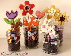SDB Mothers Day Cookie Ball Jars_ 10 arrange cookies in ball jars