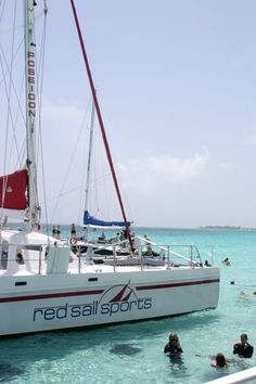 Red Sail Sports - St